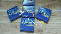 free shipping wholesale Elixir .011-.049 12102 Nanoweb Electric guitar strings Super Light strings guitar parts