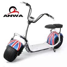 Big tyre electric scooter citycoco 1200w