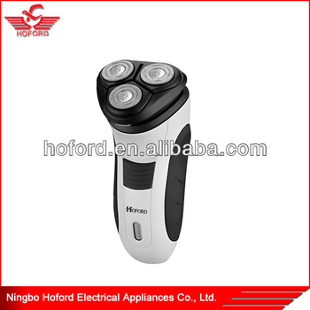 Waterproof shaver with trimmer