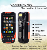 CARIBE PL-40L AS124 Android 3G/GSM ,Android mobile computer,2D barcode scanner