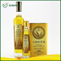 Kunhua 100% Natural and Pure Wheatgerm Oil