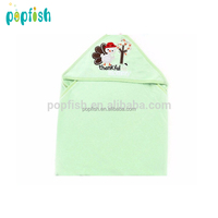 Hot sale low price customized moving baby korean pocket blanket