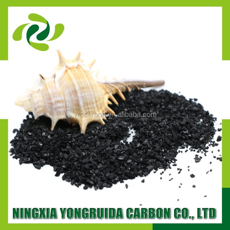 nut shell based 8x30 granular activated carbon buyers