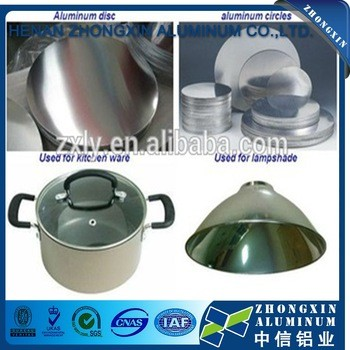 low price aluminum sheet circle 1050 H0 for utensils