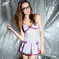 2016 high quality wholesale fashion pretty girl babydoll women sexy negligee