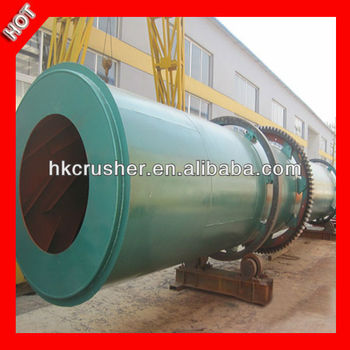 rotary kiln is the commonly used Indirectly heated rotary kilns, inclined and equipped with lifters  kiln sizes  range from small bench-scale apparatus used mostly for low.