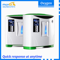 1L 3L 6L 93% Purity 110V 220V Home Use Room Oxygen Concentrator Portable Mini, Central Oxygen Supply System