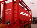JET A1 ISO Tank Container export to Thailand