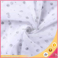 Competitive price Classical Fashion For garment heavy duty polyester mesh fabric