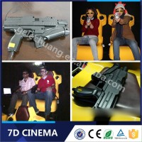 Kids Indoor Funny Amazing Customer-Design 7D Movie Simulator
