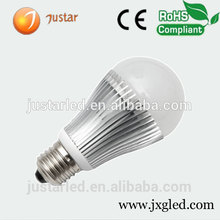 CE&RoHs certificated New design low heat no uv led light bulb made in China