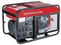 self running gasoline generator 12000E power by honda cheap price for sale