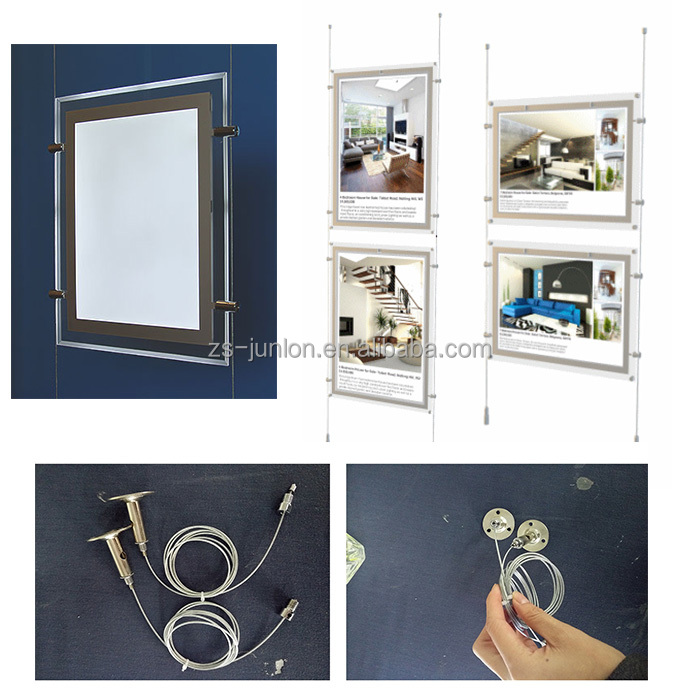 High quality wall mounted ceiling hanging suspended cable