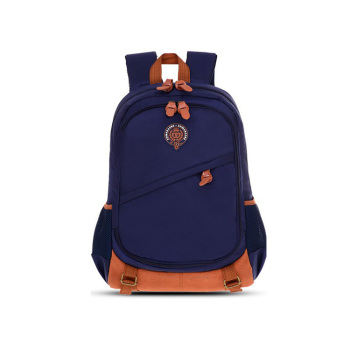 Factory wholesale cheap traveling ventilation oxford cloth school backpack