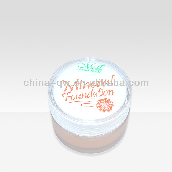 Menow F13011 makeup liquid mineral foundation