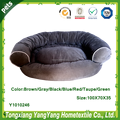 YANGYANG Pet Products Larger Memory Foam Dog Bed, Memory Foam Pet Bed, Soft Foam Dog Sofa