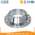 ASME B16.5 WN flange carbon steel ASTM A105