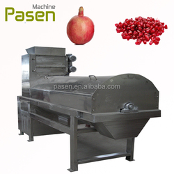 Cheap price Tangerine half cutting and juice extracting machine/Orange cutter and extractor for sale/Pomegranate crusher