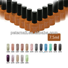 CBD7.5ml soak off nail gel color art uv led gel nail art gel nail polish color 73-96