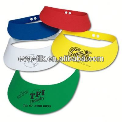 China factory manufacture eco-friendly personality eva foam hat promotion gifts
