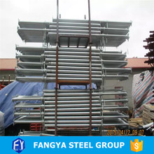 steel props ! scaffolding joint pin structural shoring systems made in China