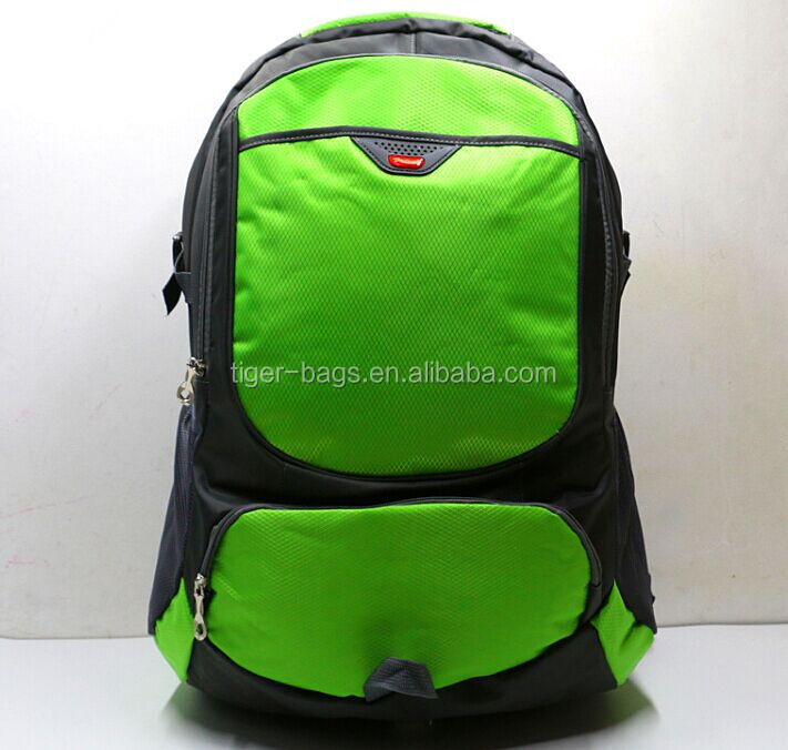 70 Liters Lightweight Top Load Hiking Backpack With Custom Logo