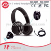 High quality adjustable headband phone bluetooth headphone without wire