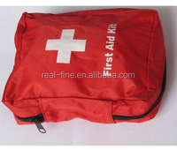 Emergency First aid kit bag for home/family/accident/earthquake/car first aid bag Free Shipping