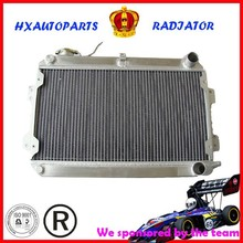 High Performance Automotive Aluminum Radiator for MAZDA RX7 S1,S2