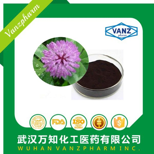 100% natural extract Red Clover Extract powder 40% Trifolium pratensel L