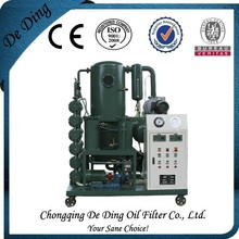 Reprocessing Used Engine Oil/Diesel Oil Purification Unit Series TYG, Car Oil Recycling Plant