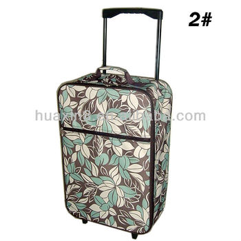 19'' Folding Luggage For Children
