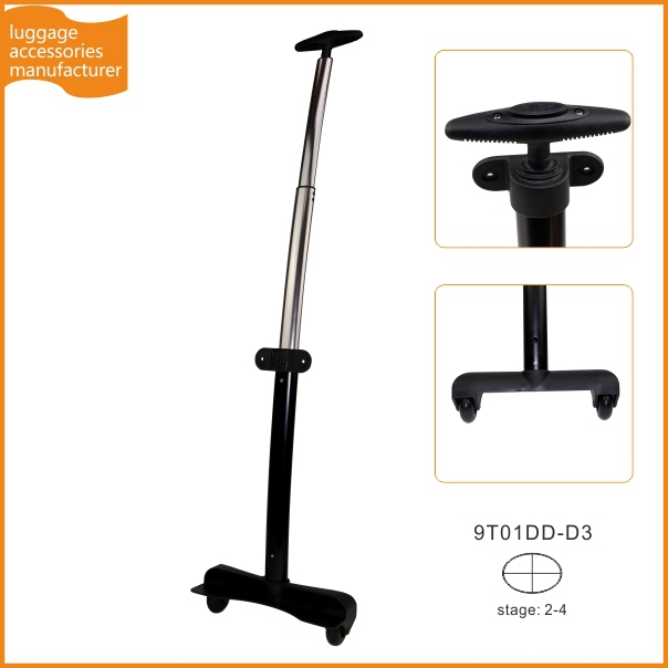 Guangzhou JingXiang Trolley Bag Handle Shopping Portable Telescopic Handle Cart For Shopping Bag