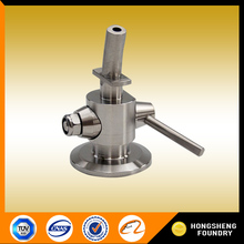According To Customer Needs Beer Valve With Cap