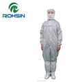 Cleanroom electronics ESD Garments for production line Cleanroom ESD clothes made in China