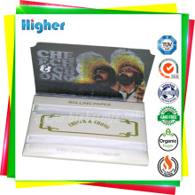 Regular size double booklet tobacco rolling paper
