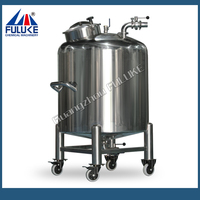Stainless Steel Water Cream High Quality Natural Gas Storage Tank