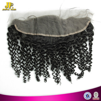 Can Hold For 3 Years JP Hair No Fake Hair Peruvian Lace Closure