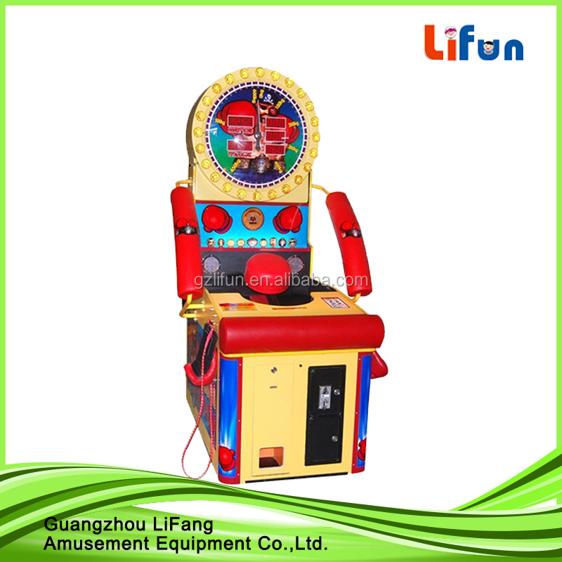 arcae lottery game machine arcade boxing games