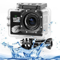 2015 New Version Full HD 1080P Waterproof Digital Camera WIFI Action Camera