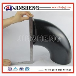 abs pipe fitting 180 degree elbow