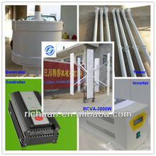 2014 new 5 kw 100 r/min permanent magnet,solar power system, dynamo generators for sale