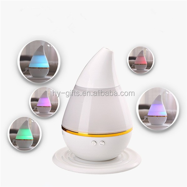 usb cool oil diffuser led humidifier air mist water bottle humidifier