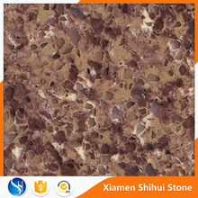 Mixed Color Quartz Compact Stone With Bottom Price