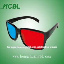 Personalized Design Red Blue 3D Glasses