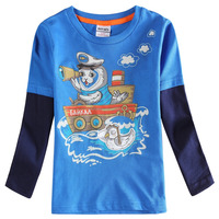 (A6478) 2016 China factory good quality organic kids plain t shirt