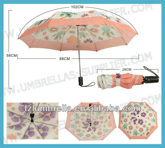 Hot Popular Carry Bag Umbrella Cangnan Umbrella