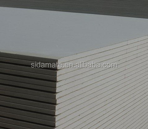 Partition Wall Gypsum Board 12mm Gypsum Plasterboard