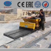 Precast Concrete Hollow core slab machine manufacturer