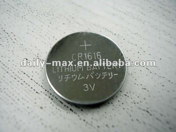 3V Button Lithium Battery